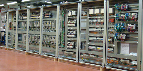 Electricit industrielle gape cemes - Cablage d armoire electrique ...