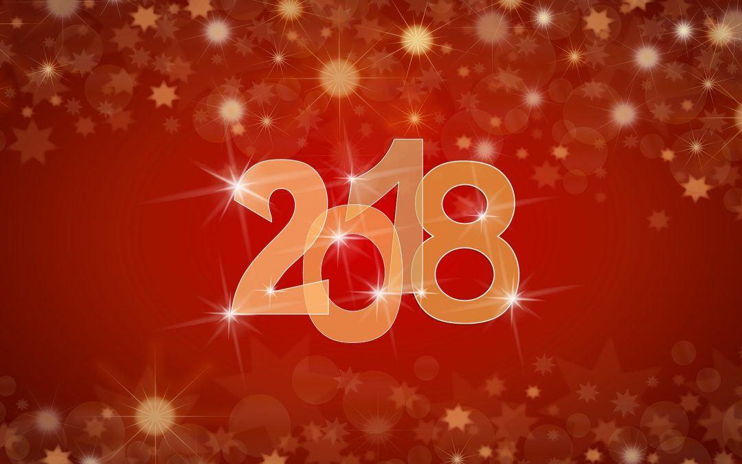 Gape et Cemes vous souhaitent une bonne année 2018